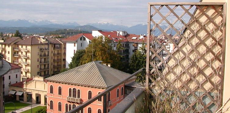 Vicenza e le piccole dolomiti